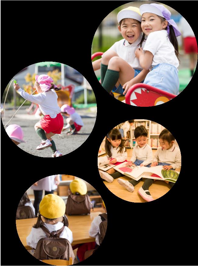 富士光明幼稚園の教育目標